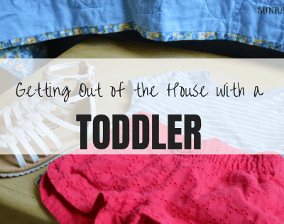 Getting Out of the House with a Toddler